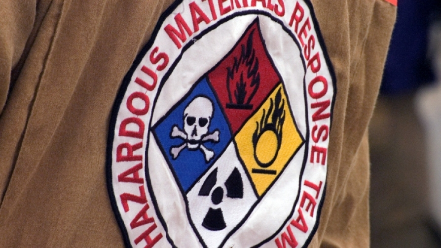 Hazardous Materials Response Team  Patch