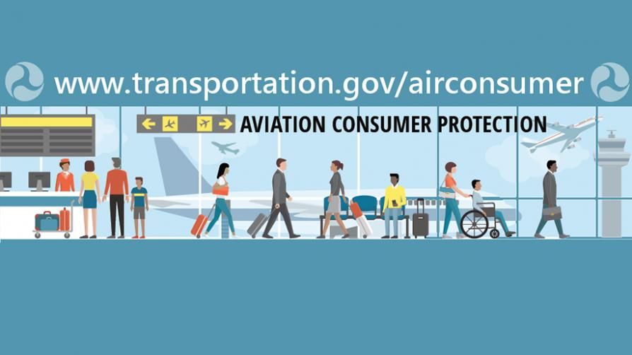 Aviation consumer protection slide
