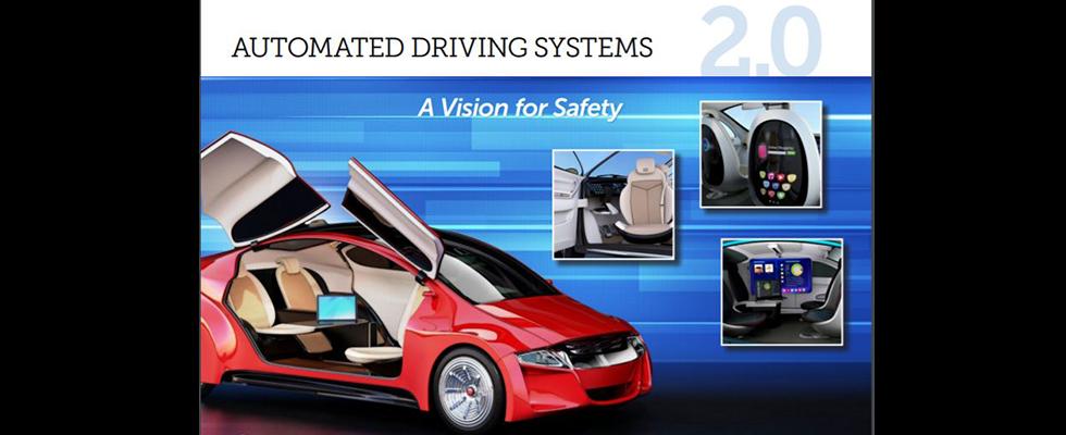 Photo of Automated Vehicle
