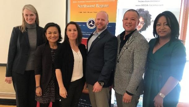 Northwest SBTRC Making an Impact