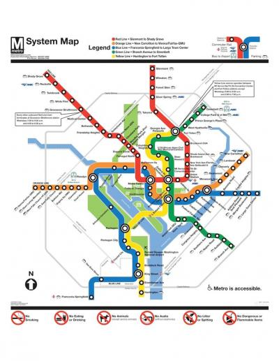 Washington Metro Capital Improvement Program