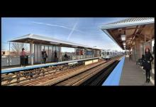 CTA Blue Line Project Profile Image