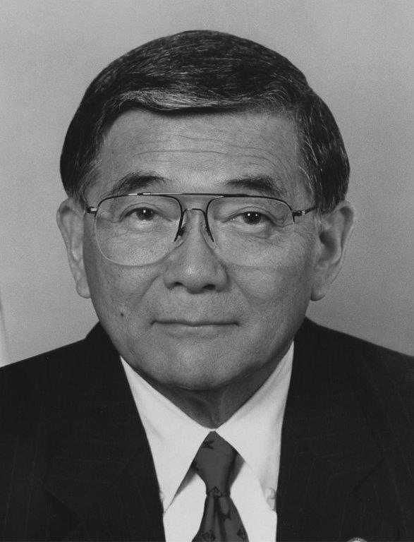 Photo of Norman Y. Mineta