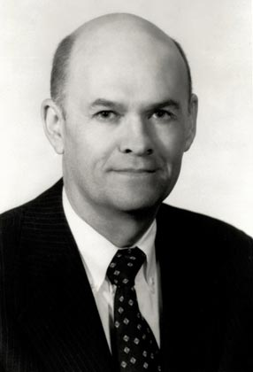 Photo of Claude S. Brinegar