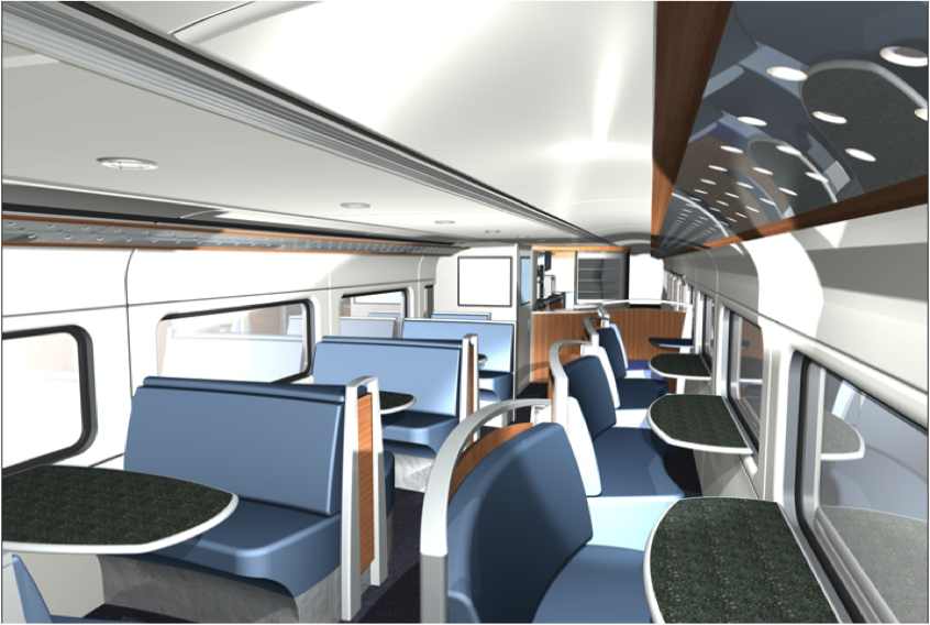 department of transportation opens bidding for made in america passenger rail cars us. Black Bedroom Furniture Sets. Home Design Ideas