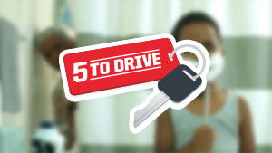5 to Drive