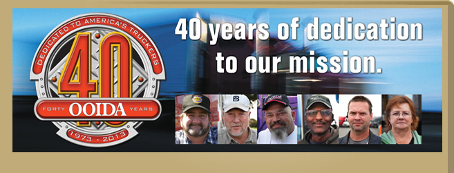 40 years of dedication to our mission graphic