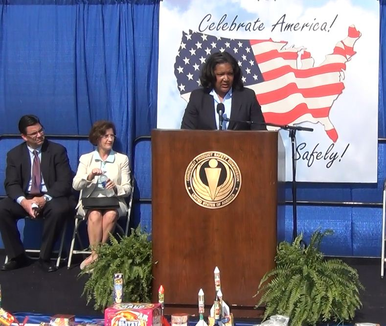 "PHMSA Administrator Quarterman at ""Celebrate safety; celebrate safely"" event"