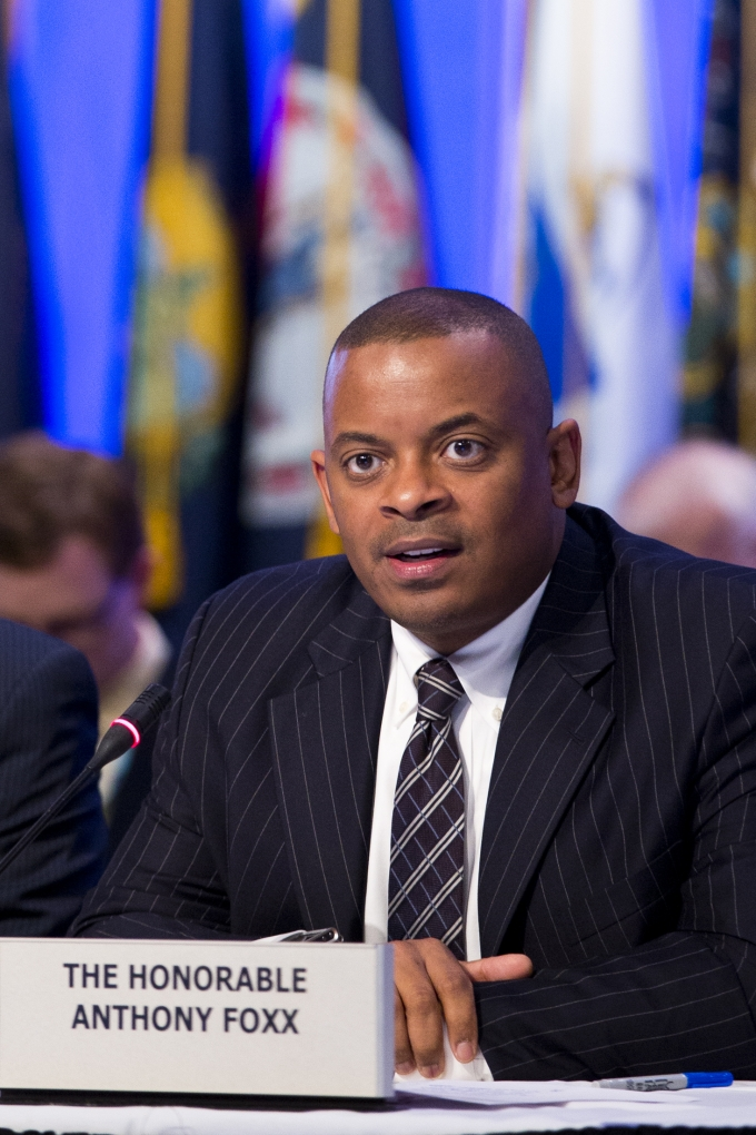 Photo of Secretary Foxx