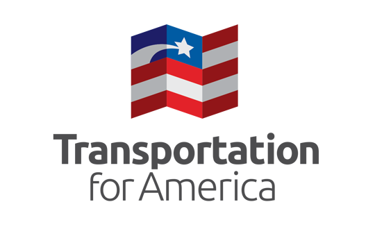Transportation for America logo