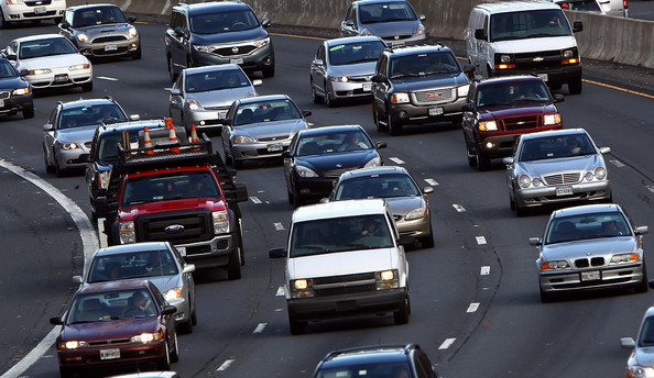 Photo of vehicles in traffic