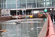 Flooding in New York