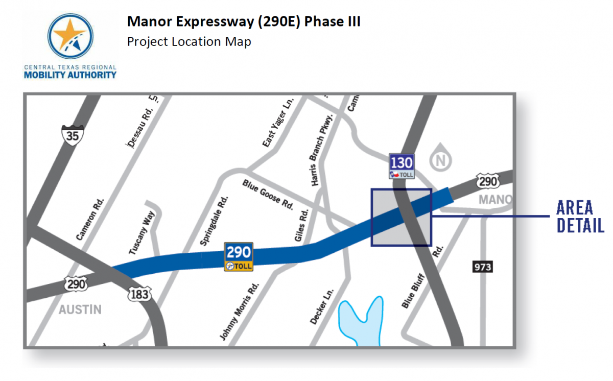 TIFIA Loan Approved for Manor Expressway image