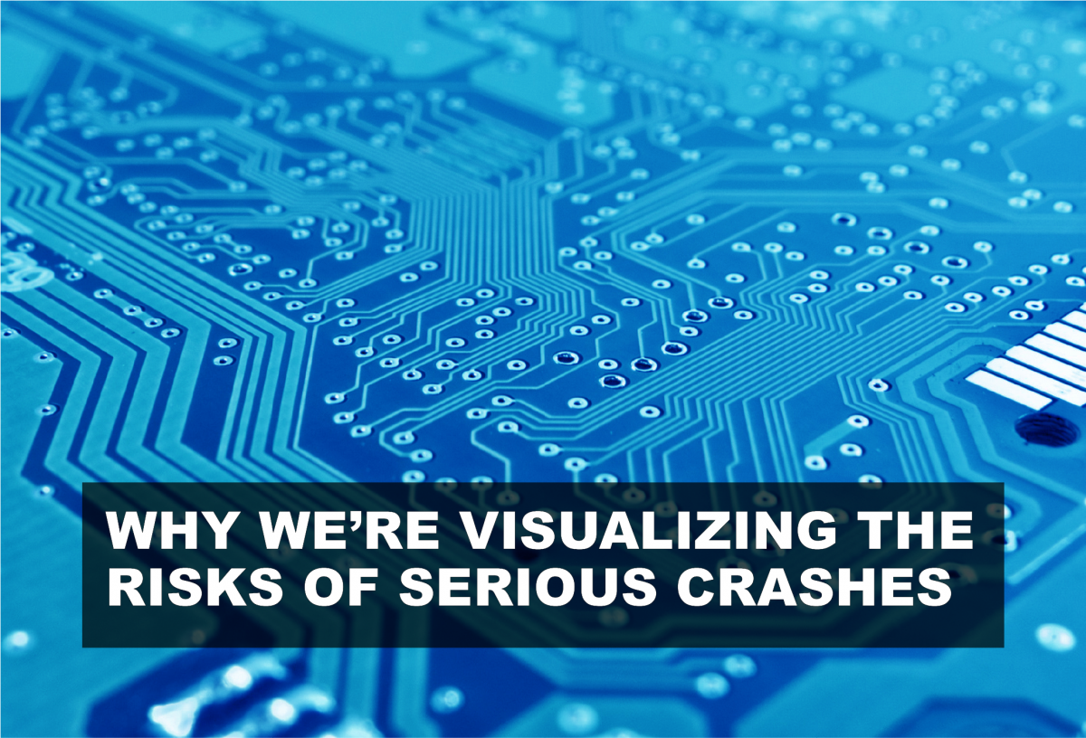 Why we're visualizing the risk of serious crashes