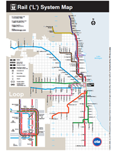 CTA Map