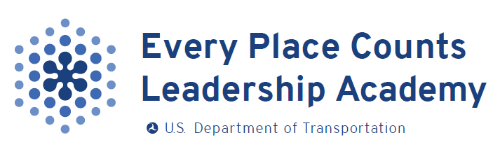 Every Place counts leadership academy logo
