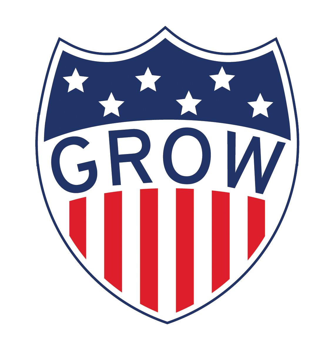 Grow America Shield