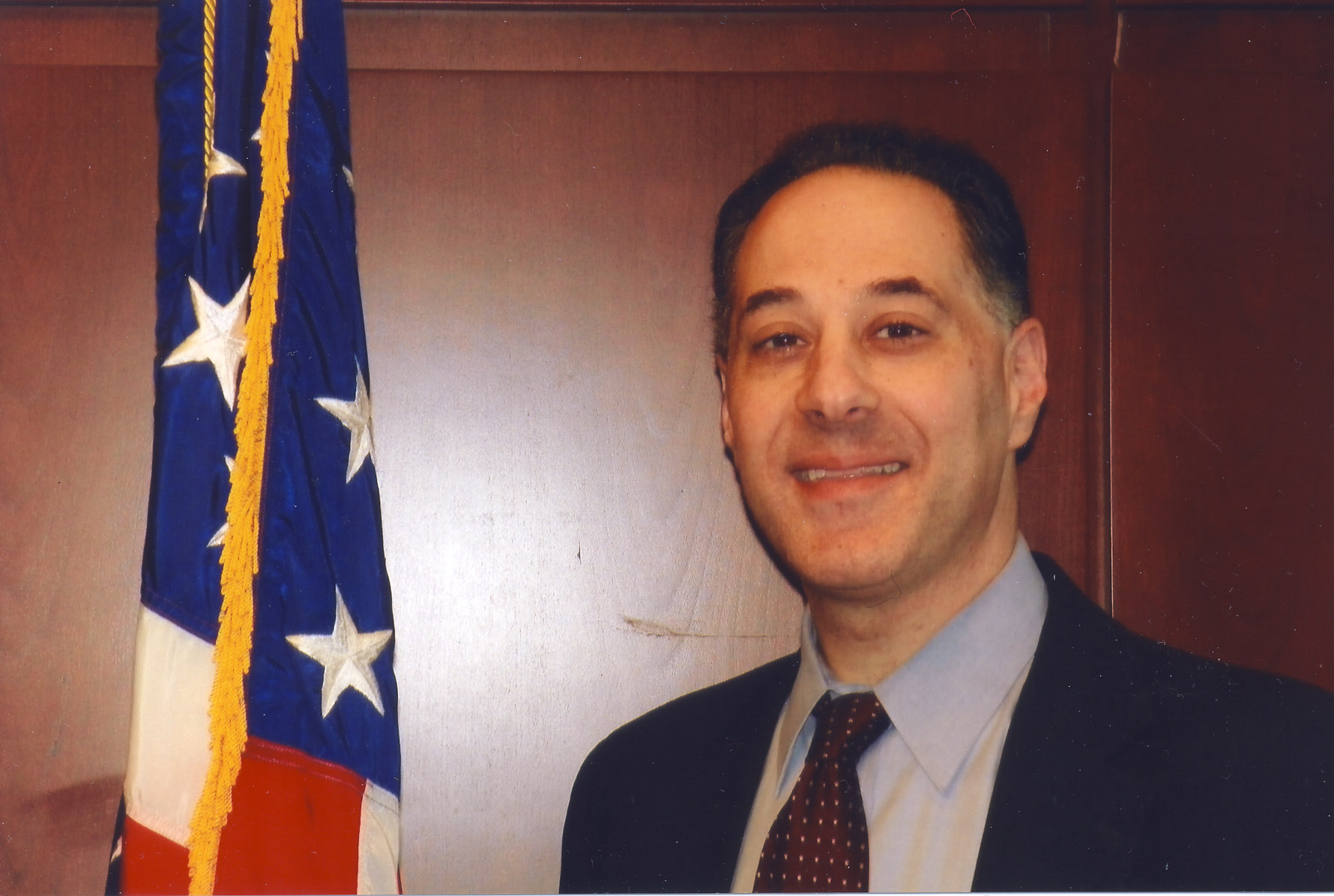 Assistant General Counsel for Regulation and Enforcement Jonathan Moss photo
