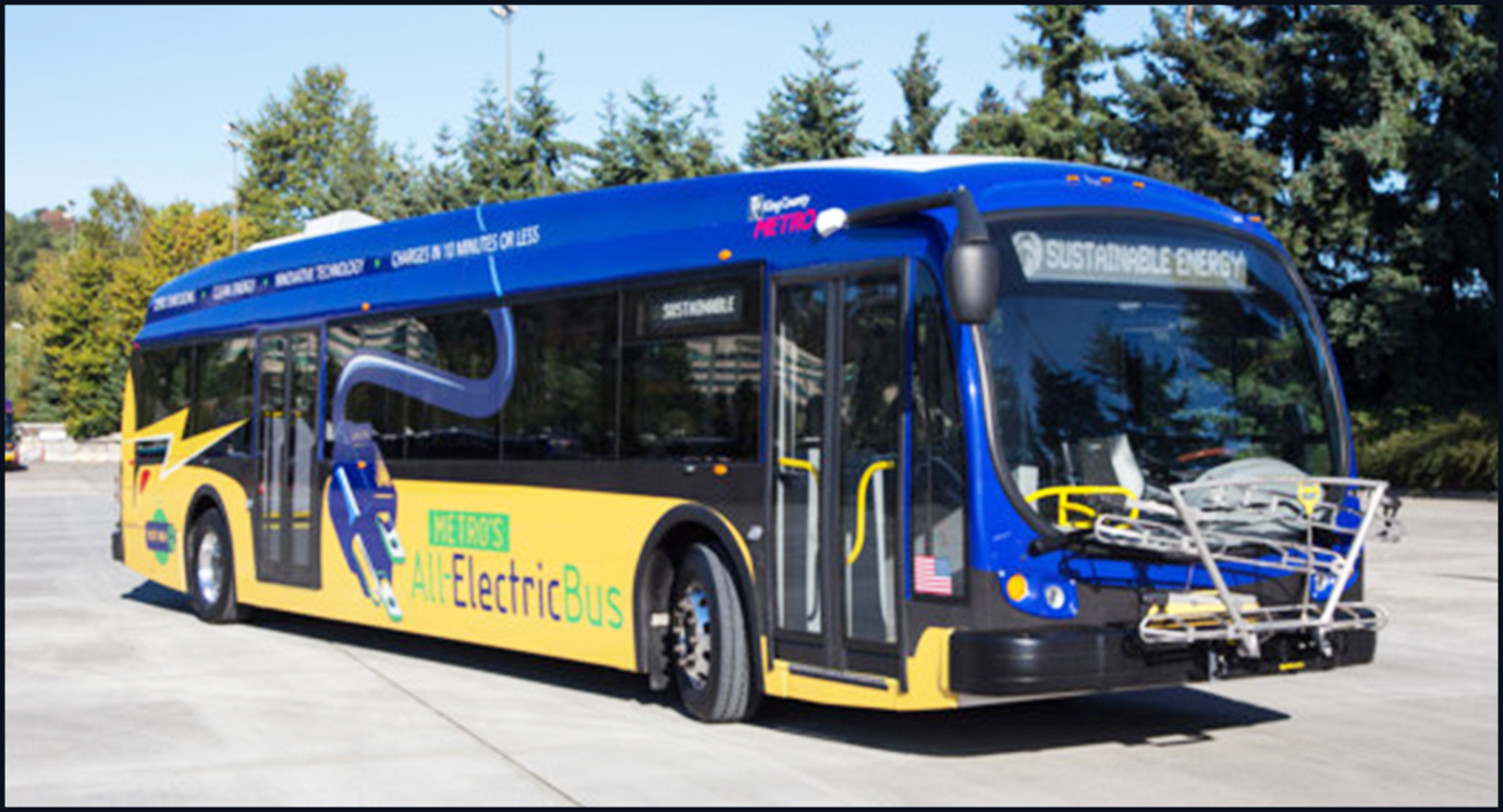 All-Electric Bus image