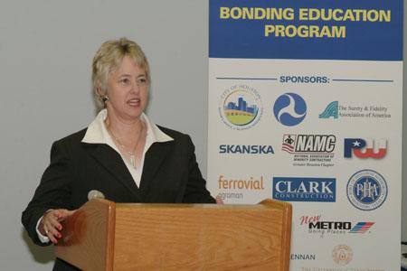 Mayor Annise D Parker