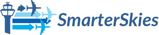 Smarter Skies logo