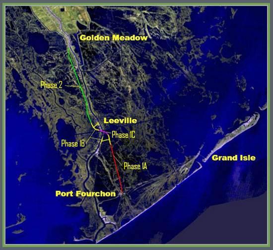 LA 1 Improvements - Phase 1 | US Department of Transportation