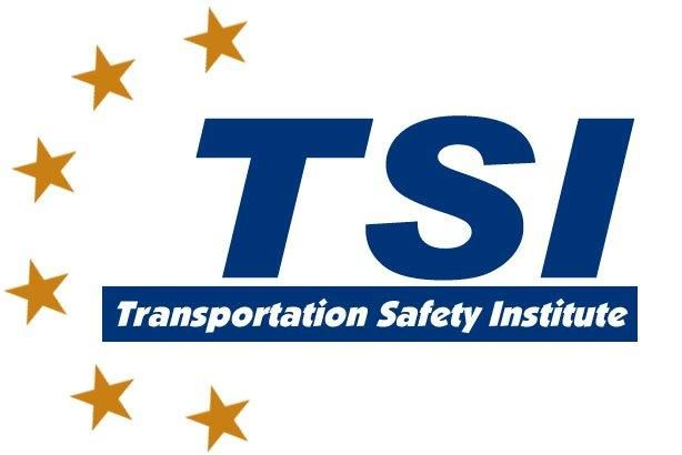 Transportation Saftey Institute (TSI) Logo