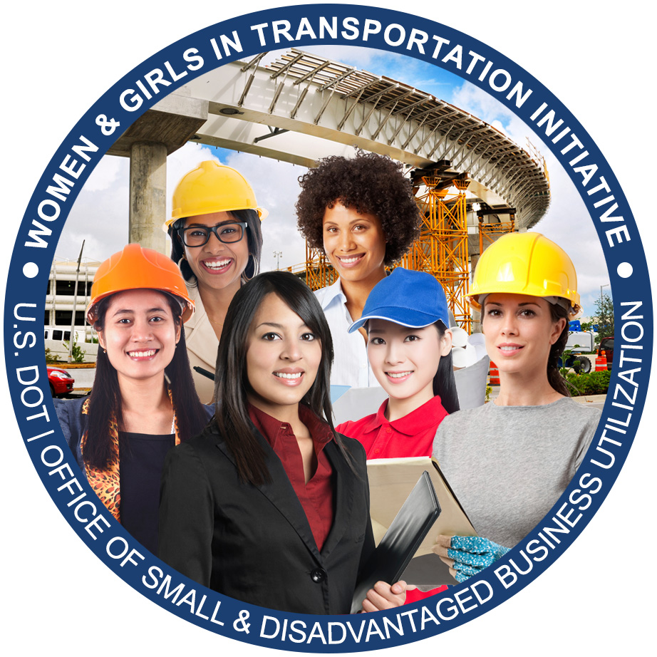 WITI Logo, it contains a photo of 6 women with a transportation construction background.
