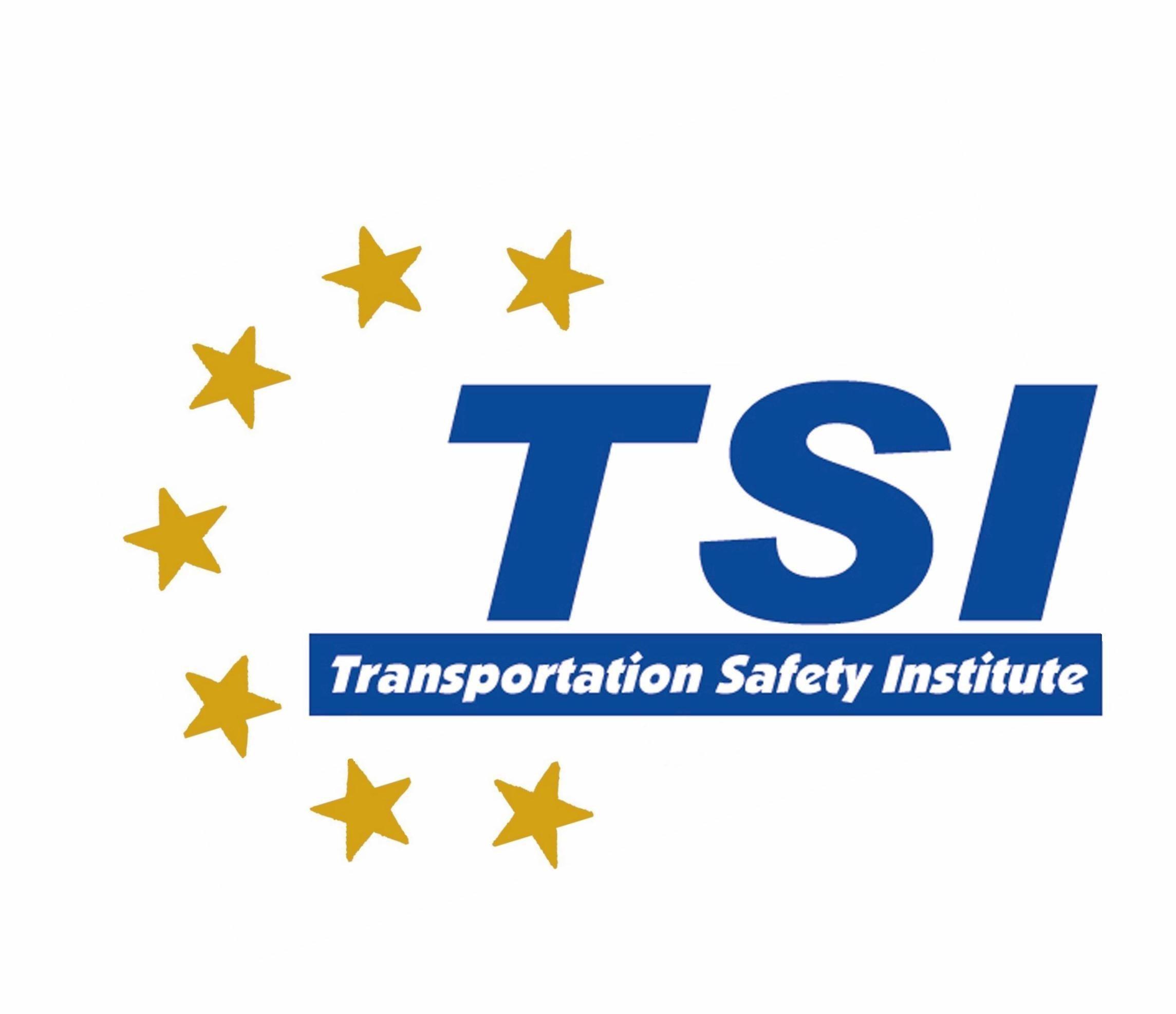 Transportation Saftey Institute (TSI) Logo
