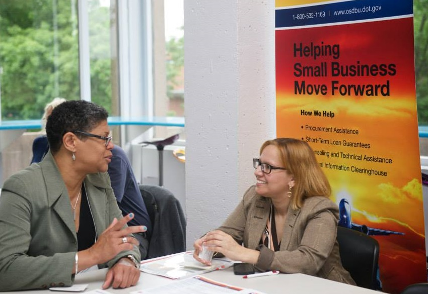 Northeast Region Helping small business move forward image
