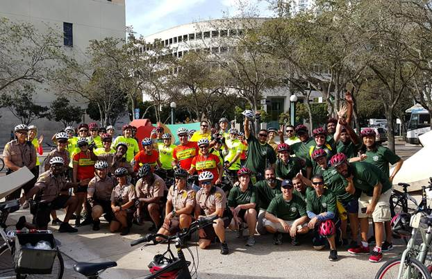 Miami-Dade Police Bicycle Club