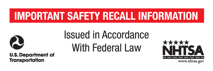 NHTSA Announces New Mandatory Label to Help Owners Instantly ...
