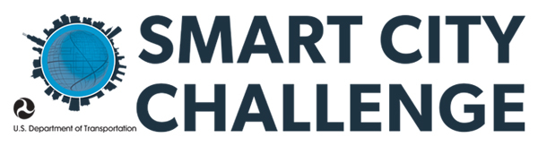 Smart City Challenge banner with logo