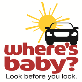 where's baby? Look before you lock image