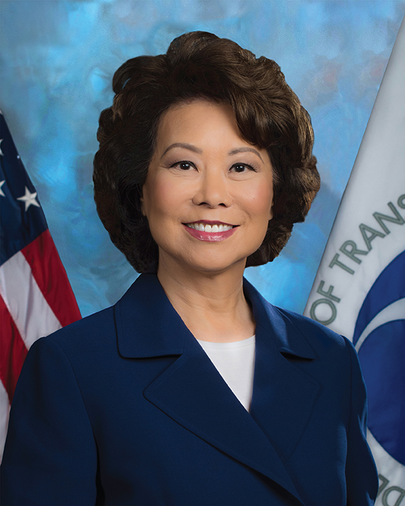 Picture of Secretary Elaine Chao
