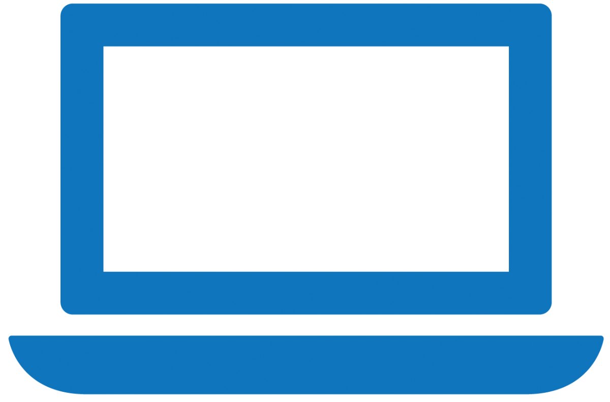 a computer keyboard and monitor