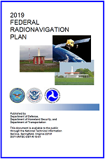 2019 Federal Radionavigation Plan