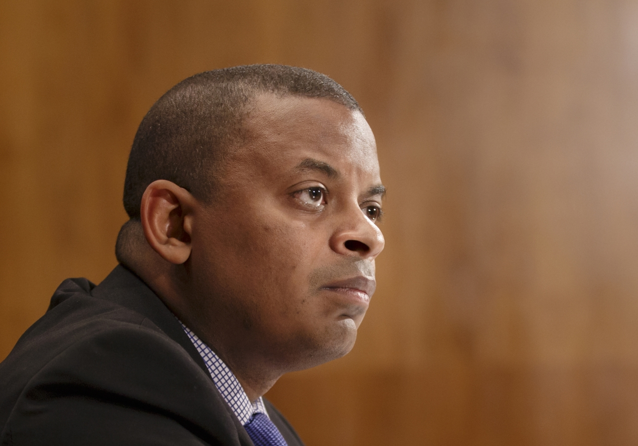 File photo of Anthony Foxx