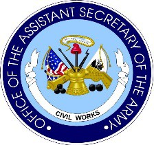 office of the assitatnt secretary of the army logo