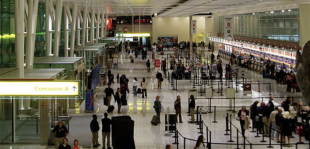 Picture of BWI Airport