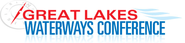 Web banner from the Great Lakes Waterways Conference website
