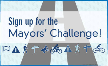Sign up for the Mayor's Challenge
