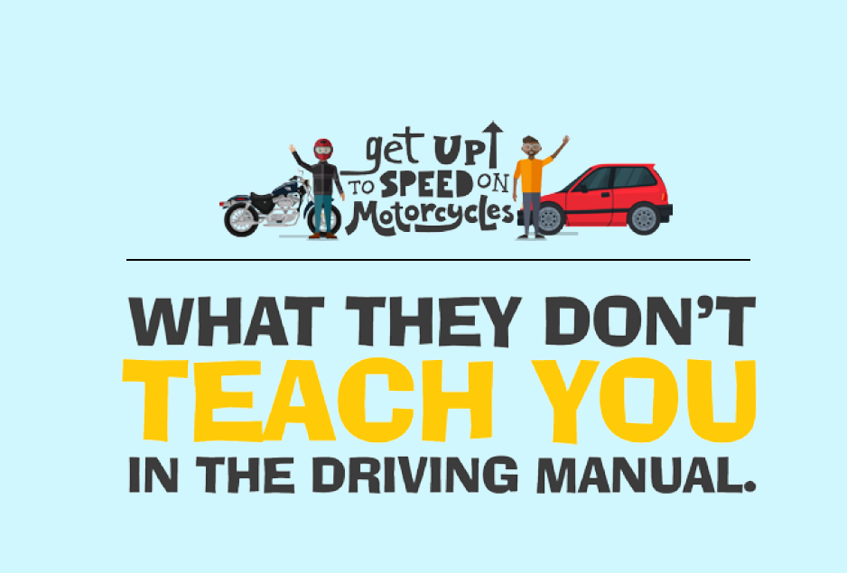 Get Up to Speed on Motorcycles Safety Banner