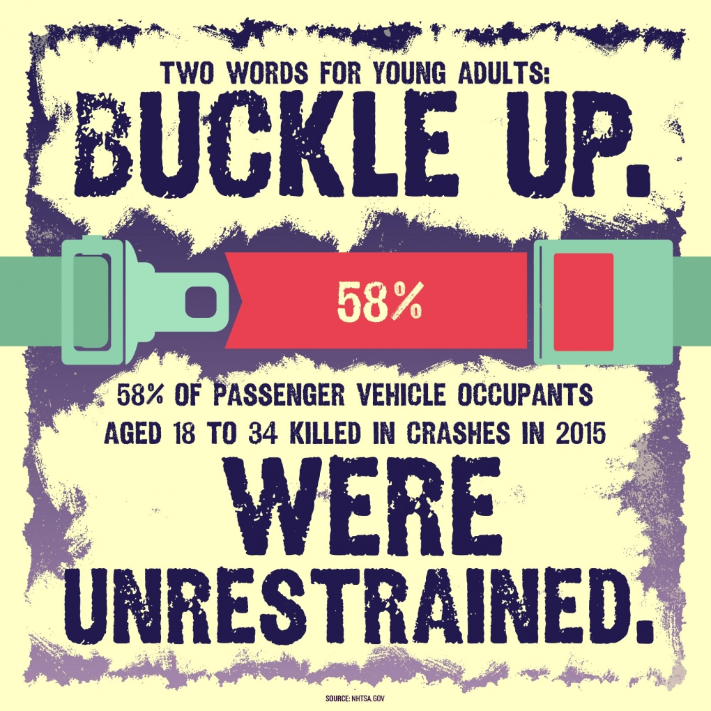 graphic - Buckle up