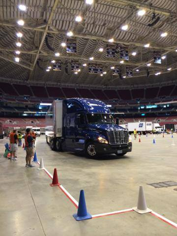 2015 Truck Driving Championships