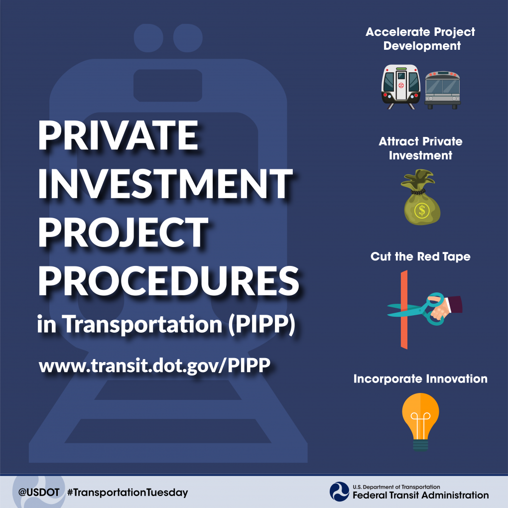 Private Investment Project Procedures Graphic