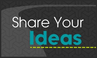 Share Your Ideas Image to web form