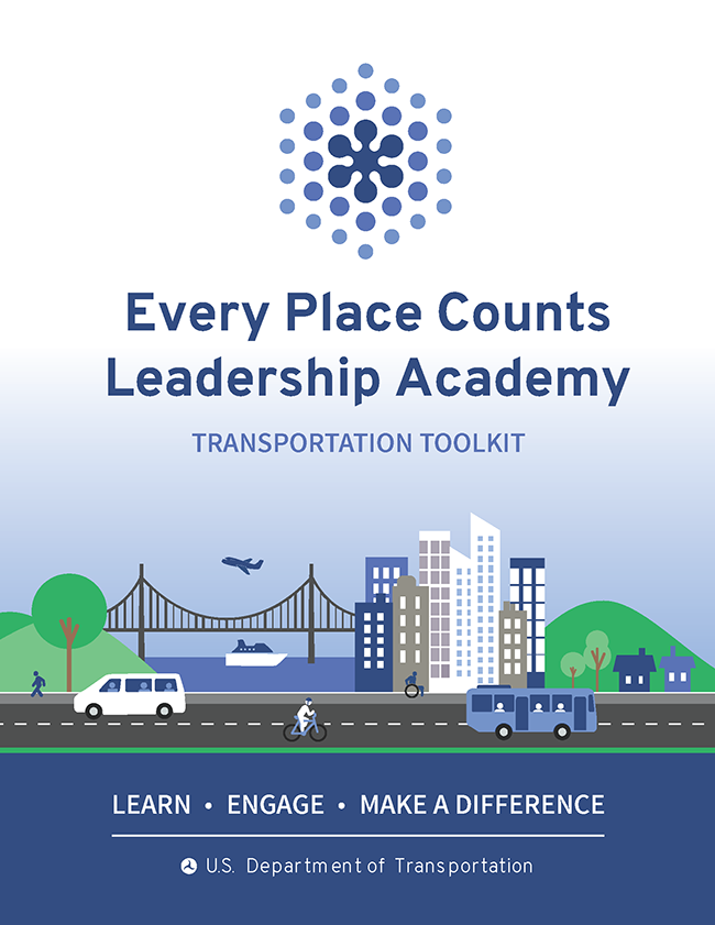 Transportation Leadership Academy Toolkit Cover