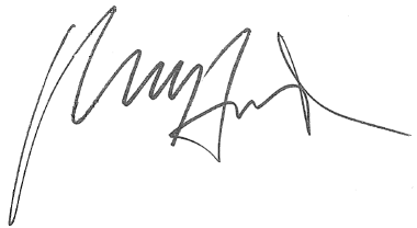 Signature: Ray LaHood