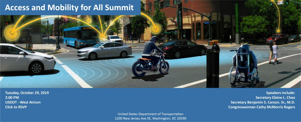 Access and Mobility Summit: Watch Live